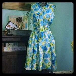 Pretty Vintage Excellent Women's Small Dress